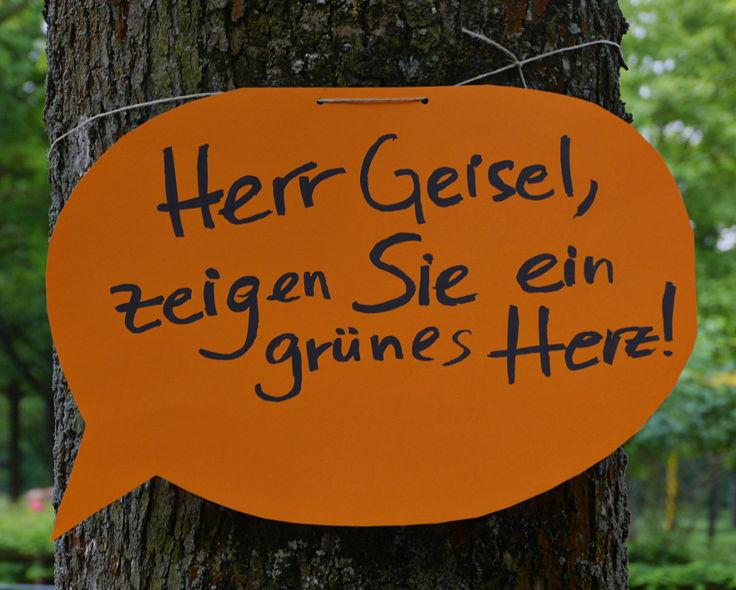 © www.mutbuergerdokus.de: 'Den Bäumen eine Stimme geben'