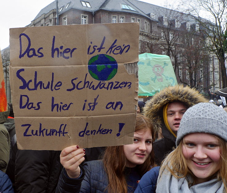 © www.mutbuergerdokus.de: Demonstration: 'Fridays for Future Düsseldorf'