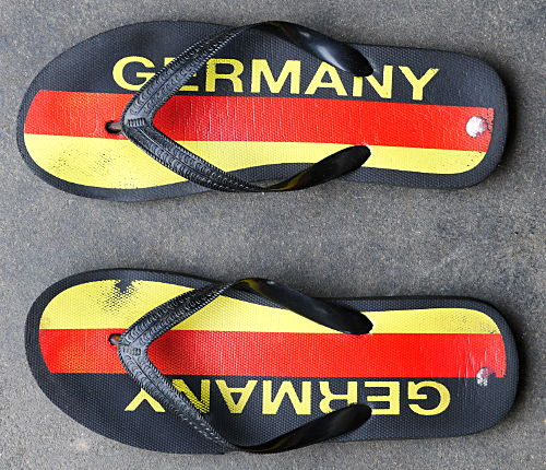 Flip-Flops 'Germany'