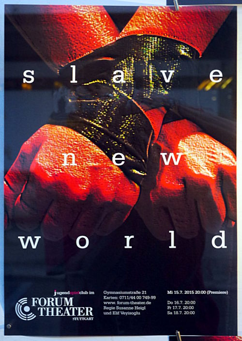 'slave new world'